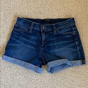 Joe's Denim Short in size 25